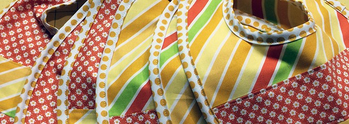 Make This: Baby Bib Tutorial + Free Pattern