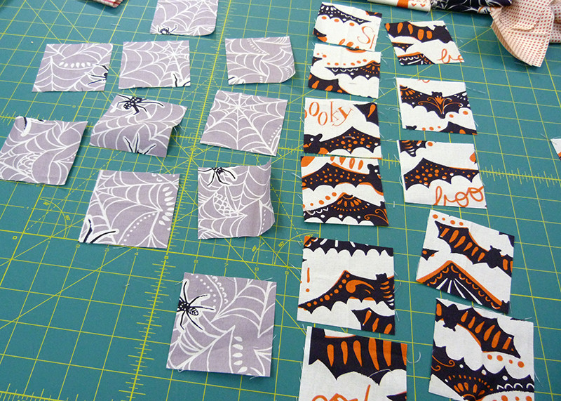 halloween quilt 3
