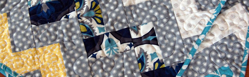 Make This: Zig Zag Chevron Quilt