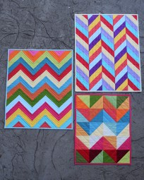mini modern quilts