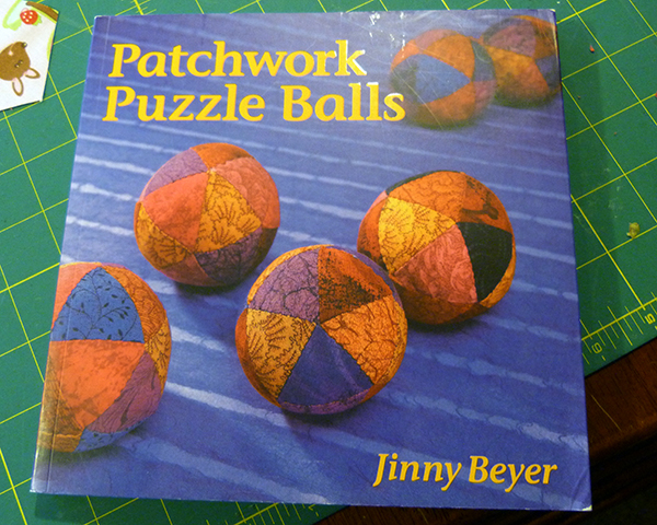 puzzle ball book