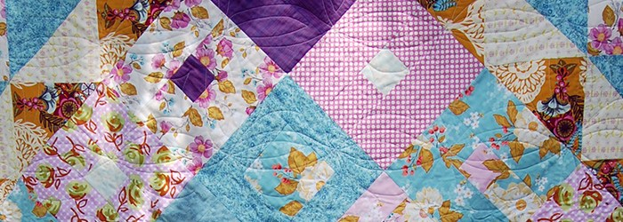 Quilts We've Made: Tumbling Jewels, Take 2