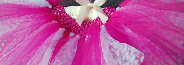 Make This: The Easiest No-Sew Tutu You Will Ever Make