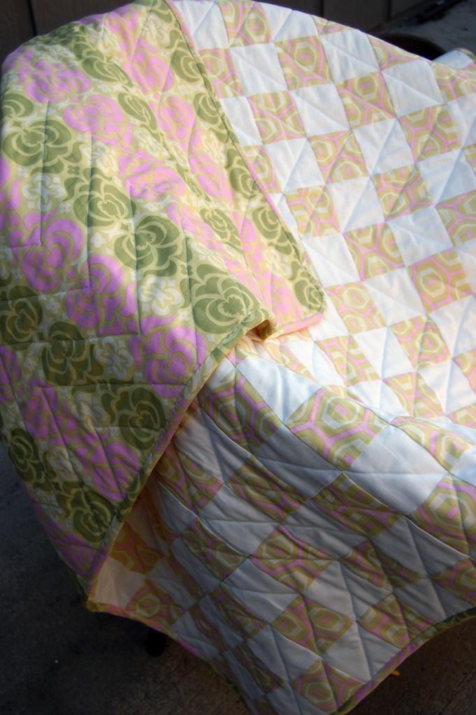 vivians baby quilt 1