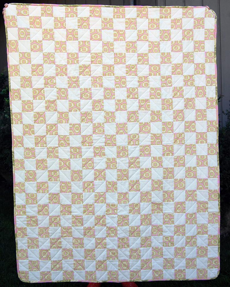 vivians baby quilt 2