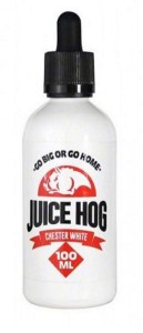 Juice Hog E Liquid- Chester White
