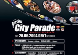City Parade – Music Is The Answer @ Gand le 26 juin 2004