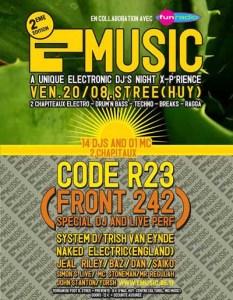 E-Music Festival 2004