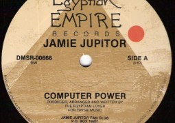 Jamie Jupiter - Computer Power - Egyptian Empire Records