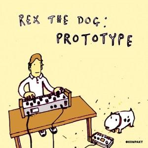 Rex The Dog - Prototype - Kompakt