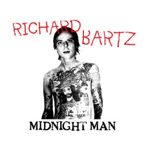 Richard Bartz - Midnight Man - International Deejay Gigolo Records