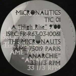 The Micronauts - Anarchie - Micronautics