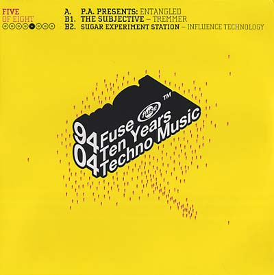 Various Artists - 94-04 Fuse Ten Years Techno Music