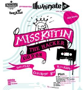 Illuminate: Miss Kittin & The Hacker @ Rockhal (Luxembourg) le 08 octobre 2005