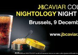 J&B Caviar - Nightology Night 01 @ Bruxelles le 9 décembre 2005