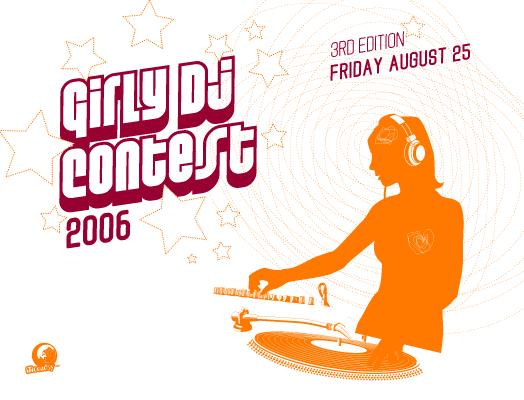 Girly DJ Contest 2006