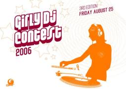 Girly DJ Contest @ Fuse le 25 août 2006
