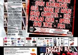 Dragon Bal fête ses 15 ans @ la Halle de Martigues le 23 Février 2008