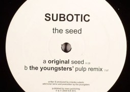 Subotic - The Seeds - E-Motionz Recordings