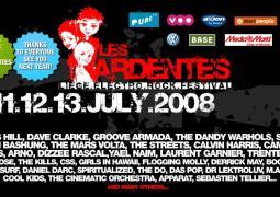 Les Ardentes Liège Electro Rock Festival @ Halles des Foires et Parc Astrid de Liège