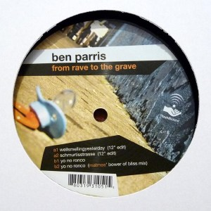 Ben Parris - From Rave To The Grave - Foundsound