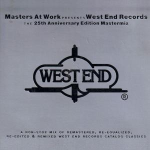 Various Artists - West End Records The 25th Anniversary Edition Mastermix By The Masters At Work