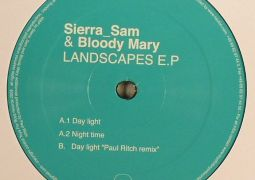 Sierra Sam vs Bloody Mary – Landscapes EP