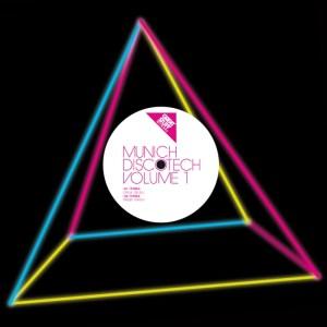 Various Artists - Munich Disco Tech Vol. 1 - Great Stuff Recordings