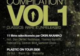 Plastic Vol. 1 – Classics, Rare & Unreleased