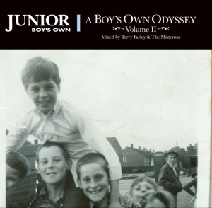Various Artists - A Boys Own Odyssey Volume 2 Mixed by Terry Farley & The Misterons - Junior Boy's Own