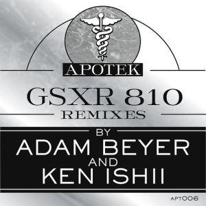 Nagano Kitchen - GSXR 810 Remixes - Apotek Records