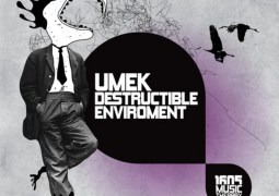 Umek - Destructible Enviroment EP - 1605 Music Therapy