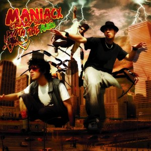 Maniacx - Crazy Sounds With The Aliens - Medside Music