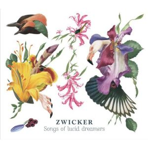 Zwicker - Songs of Lucid Dreamers - Compost Records