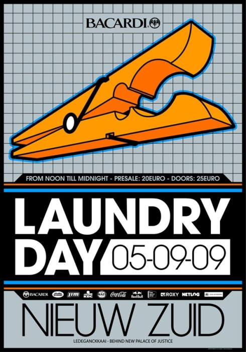 Laundry Day 2009