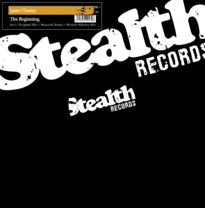 Jason Chance - The Beginning EP - Stealth Records