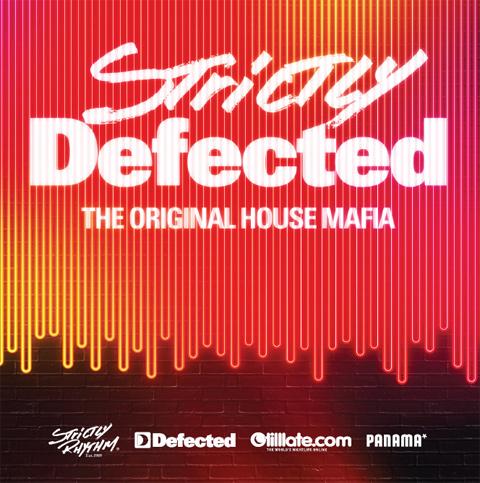 Defected et Strictly Rhythm célèbrent deux décennies de House ce 23 octobre au Panama lors l'ADE 2009