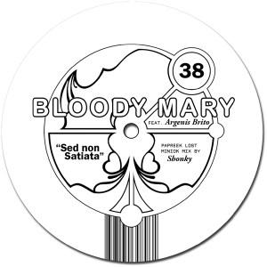 Bloody Mary - Sed Non Satiata [feat. Argenis Brito] - Contexterrior