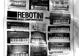 Rebotini – Music Components Rev2