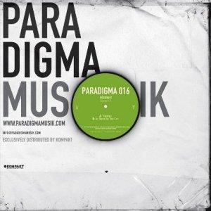 Alicanuel - Tagonga EP - Paradigma Musik
