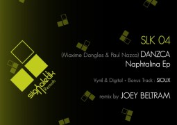 Danzca - Naphtalina EP - Signaletik Records