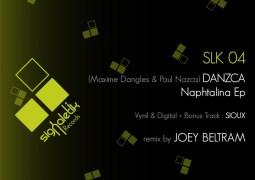 Danzca (Paul Nazca & Maxime Dangles) – Naphtalina EP