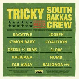 Tricky Meets South Rakkas Crew - Tricky Meets South Rakkas Crew - Domino