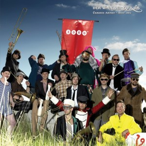 Various Artists - Der Wanderzirkus EP - 3000° Records