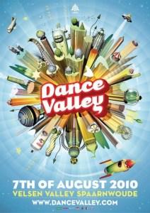 Le line-up de la Dance Valley 2010 se dévoile