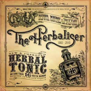 The Herbaliser - Herbal tonic (The Best Of) - Ninja Tune