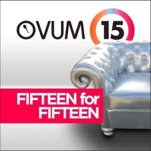 Ovum, Fifteen for Fifteen