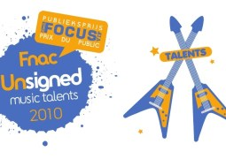 Fnac Unsigned Music Talents 2010