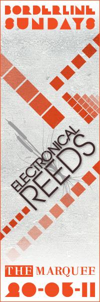 Borderline Sundays invite Electronical Reeds ce 20 mars