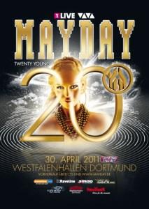 Vingtième édition du Mayday ce 30 avril à Dortmund
